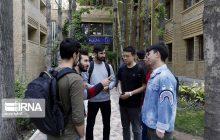 دانشگاه علوم دریایی نوشهر دانشجوی خارجی جذب میکند