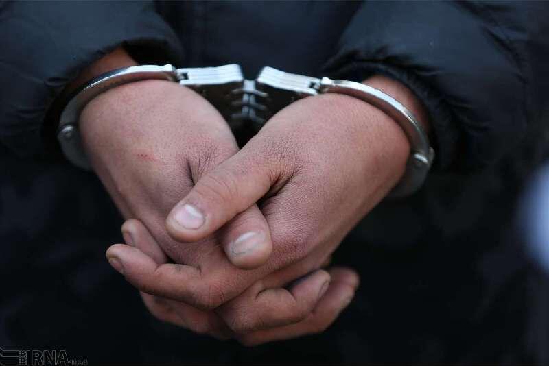 سارق حرفهای سیم برق و کابل در بابل دستگیر شد