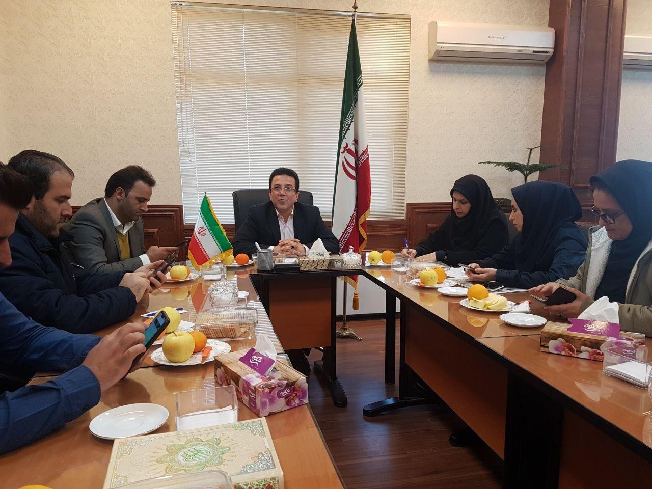 فرماندارنوشهر: رفتارهای کاربران فضاهای مجازی در فرآیند برگزاری انتخابات مجلس رصد میشود