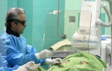 نخستین عمل تهاجمی اندوواسکولار عروق مغز در دانشگاههای علوم پزشکی شمال کشور