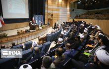 همایش رسالت حوزه و دانشگاه در ساری