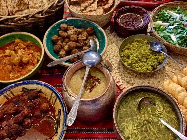 گردشگری خوراک نشان دهنده هویت یک منطقه است
