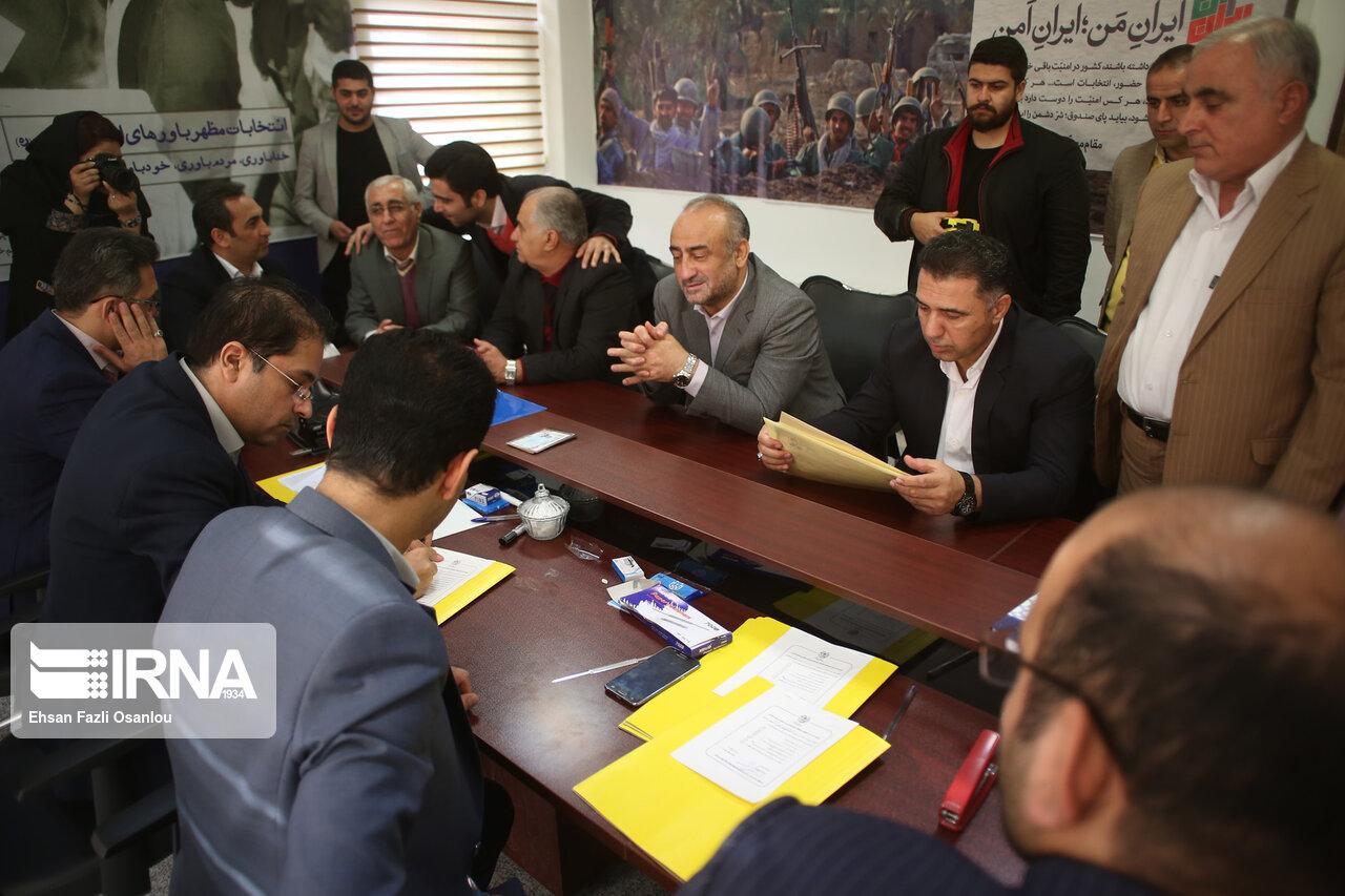 ۳۲ نفر در سومین روز، داوطلب نمایندگی مجلس در مازندرانشدند