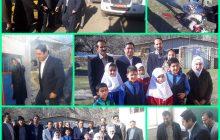 جشن شکر گزاری بازگشایی دبستان روستاهای «بندبن» و «هلیمند» با حضور مدیر کل آموش و پرورش مازندران برگزار شد