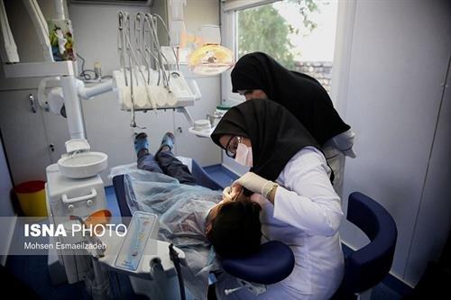 ارائه خدمات درمانی به ۱۱۰۰ مددجو در چالوس