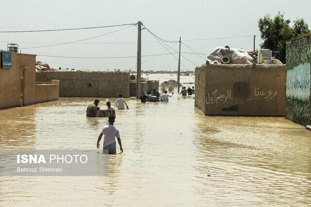 اعلام آمادگی هلال احمر مازندران برای کمک رسانی به مناطق سیل زده سیستان و بلوچستان