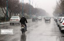 بارندگی از فردا یکشنبه در مازندران تشدید میشود
