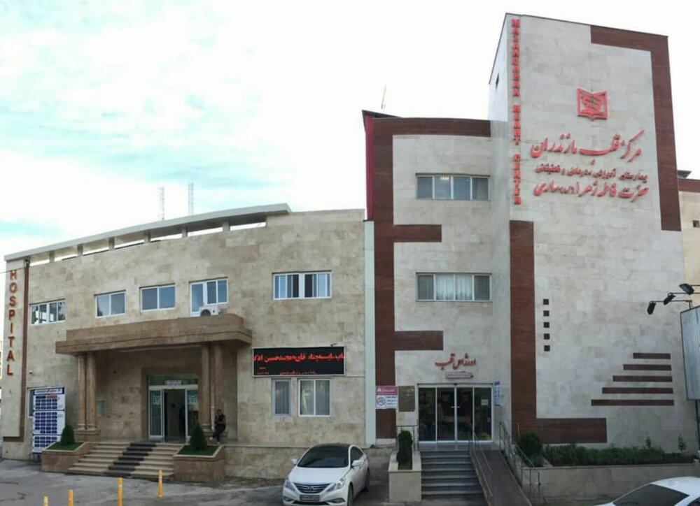 بستری شدن بیش از 16 هزار بیمار در ۹ ماه سالجاری در مرکز قلب مازندران
