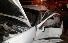 تصادف در عباسآباد ۲ کشته برجای گذاشت