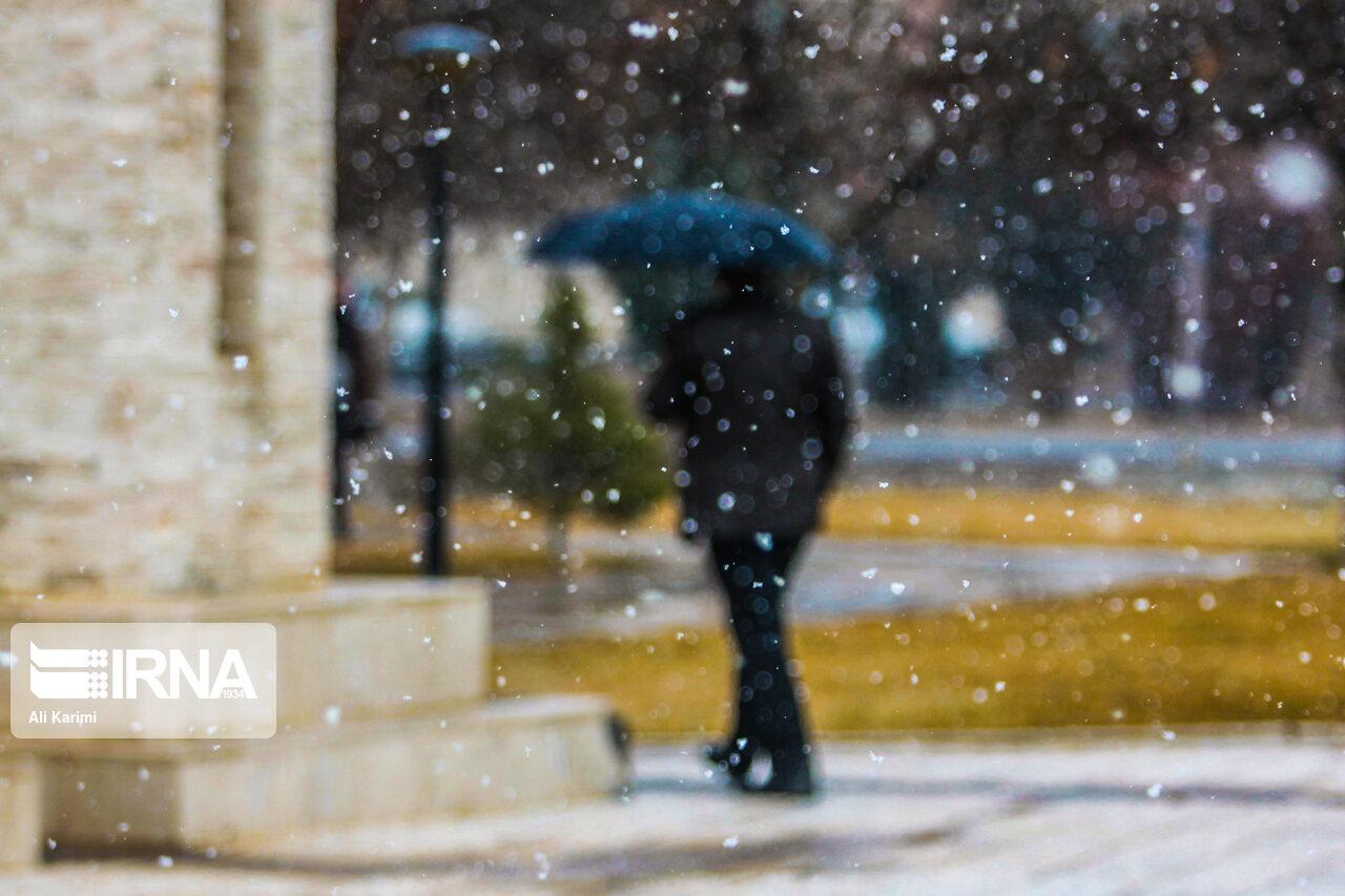 مازندران هفته آینده را با برف و باران آغاز میکند