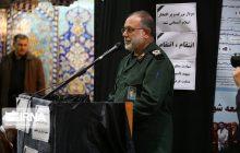 مجاهدتهای شجاعانه از سردار سلیمانی الگوی مقاوت جهانی ساخت