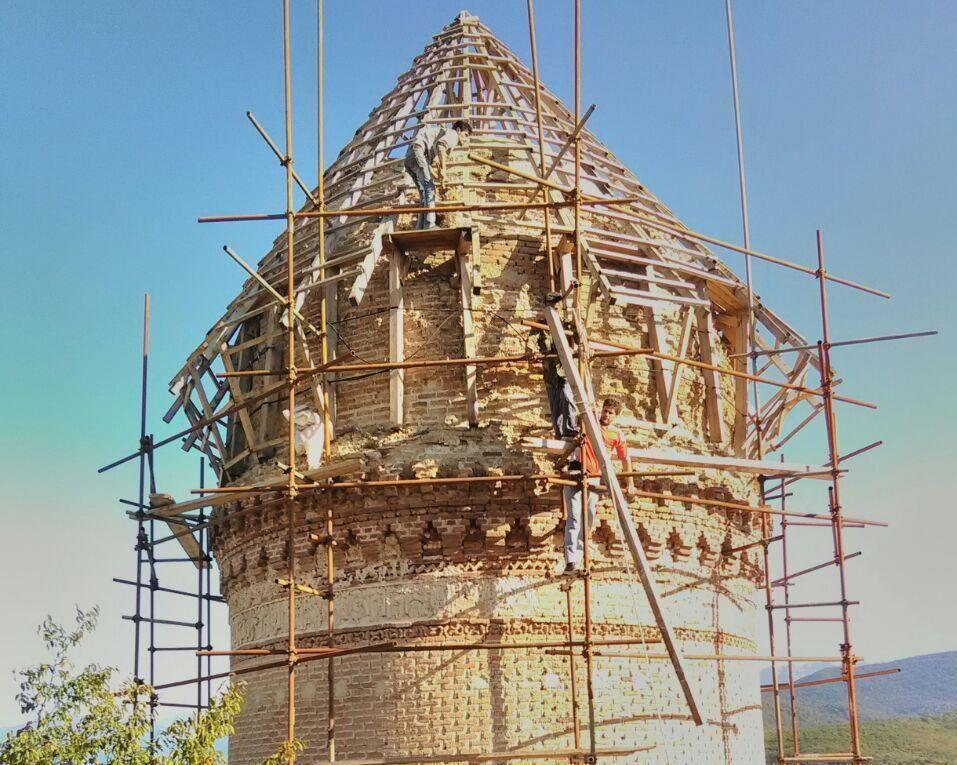 چشمانتظاری ۶۰ بنای میراثی مازندران برای دریافت اعتبارمرمتی