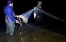 کشف بیش از ۶۹ هزار رشته دام صیادی غیرمجاز در آبهای ساحلی مازندران