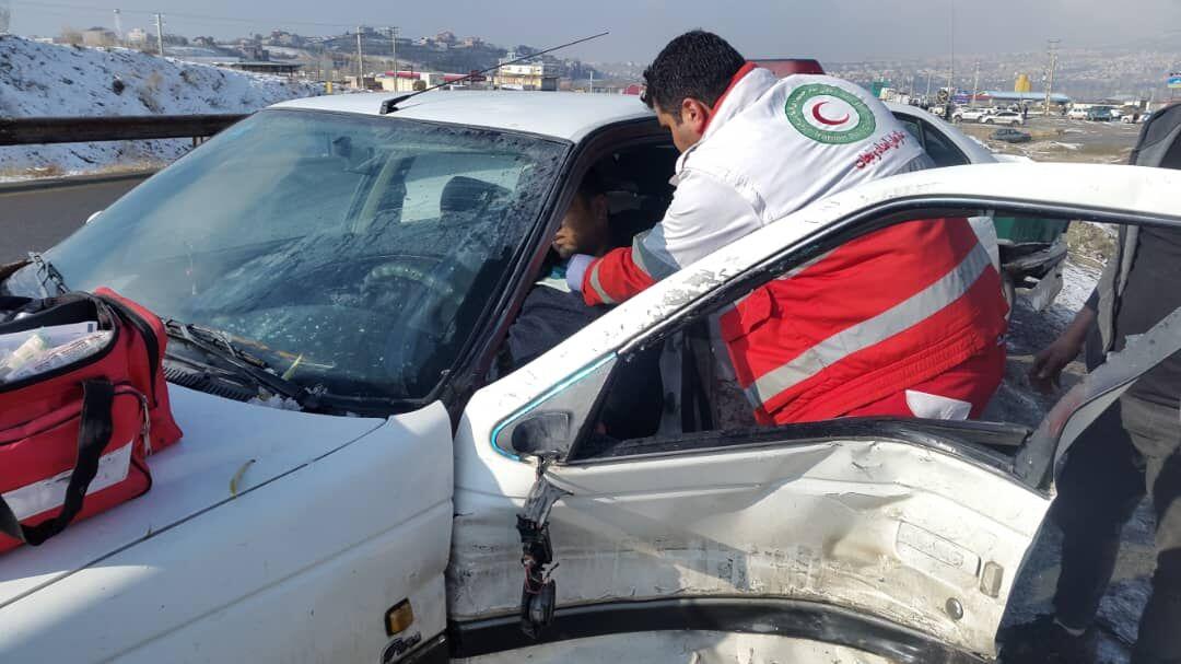 ۸۵درصد مرگ جادهای نوروز مازندران فقط در پنج شهرستان