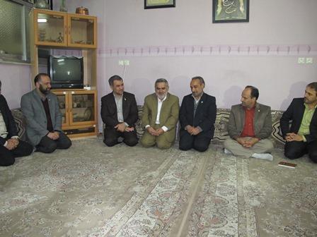 اقدام شایسته و مورد تقدیر قرار گرفته یک چهاردانگه ای در شهر سمنان