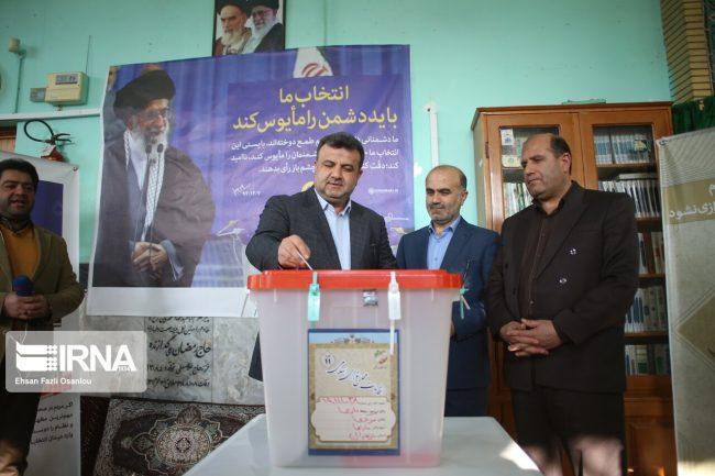 استاندار مازندران: حضور در پای صندوق رای موجب اقتدار نظام می شود