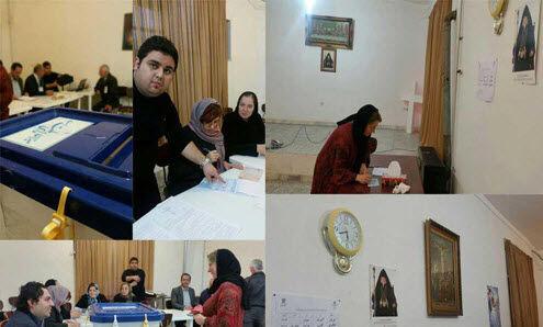 اقلیتهای مذهبی در مازندران شعبه اخذ رای دارند