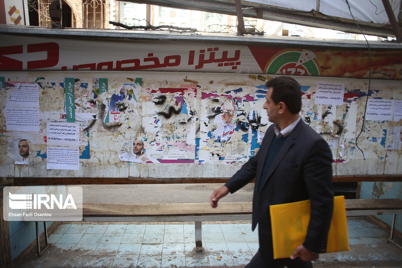 تبلیغات انتخابات و نامزدهای مجلس در مازندران