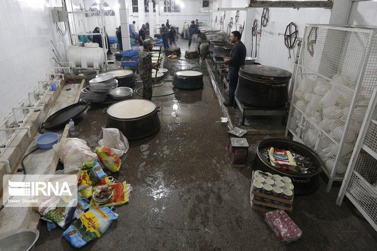 توزیع غذای نذری در اماکن مذهبی مازندران ممنوع شد