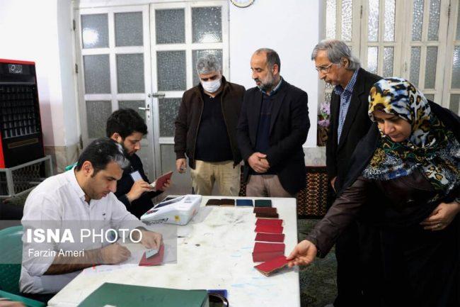 ساعت اخذ رای تا ۲۳ امشب در مازندران تمدید شد