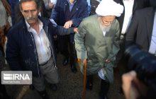 ستاد ارتحال آیت الله طبرسی در مازندران تشکیل شد