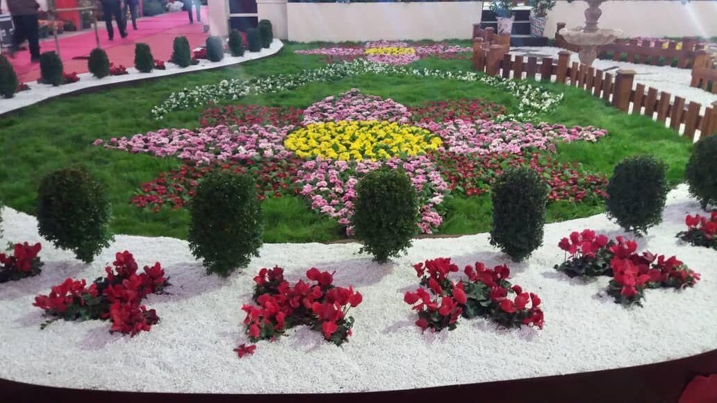 هفتمین جشنواره ملی گل و گیاه در بابل گشایش یافت