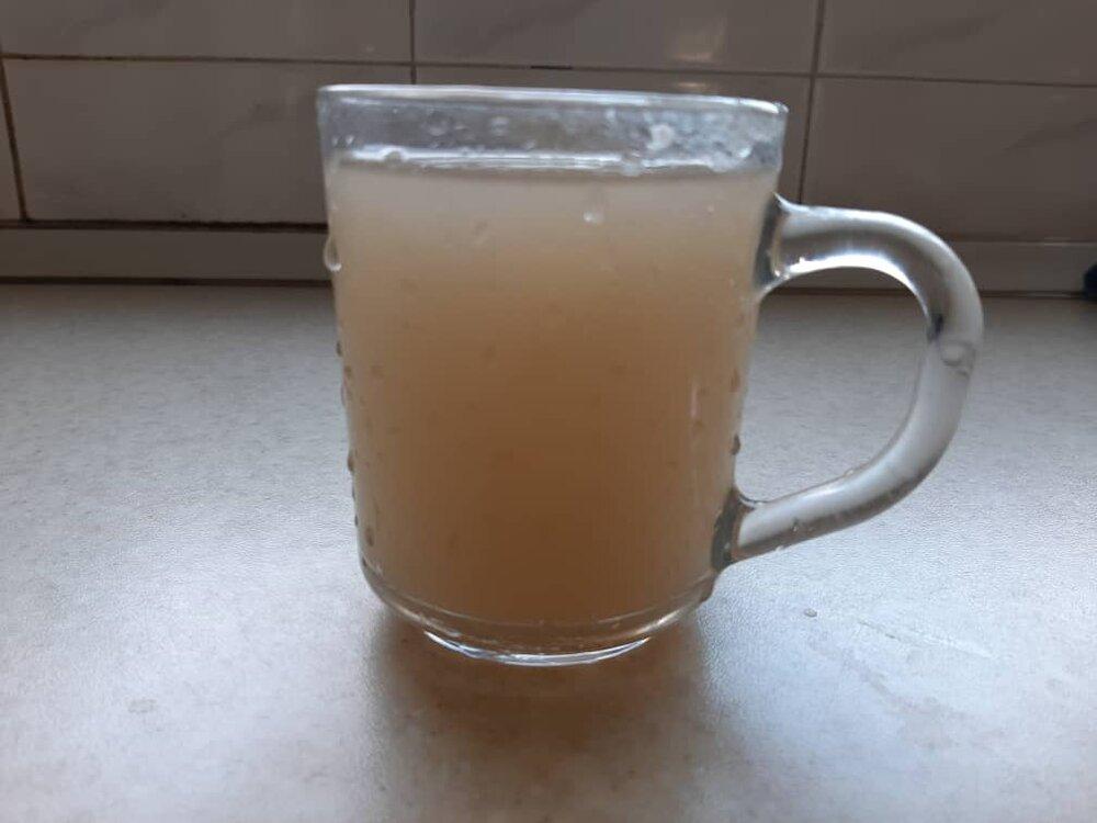 گِل؛ مهمان ناخوانده آب شرب سرخرودیها
