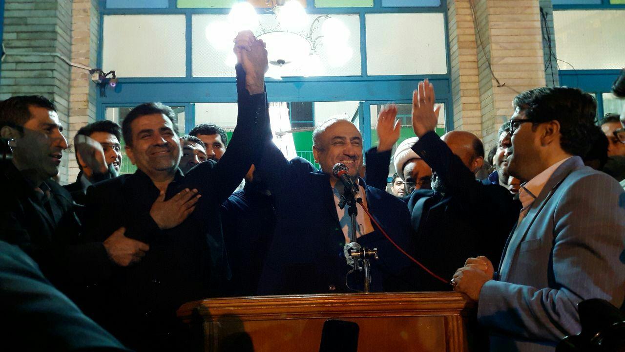 اعلام حمایت دکتر سید رمضان شجاعی کیاسری از دکتر علی بابایی کارنامی