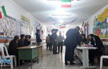 همزمان با سراسر کشور، انتخابات در 31 شعبه اخذ رای در چهاردانگه شروع شد+ تصاویر