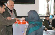 گزارش تصویری برگزاری انتخابات یازدهمین دوره مجلس شورای اسلامی در روستای کوات