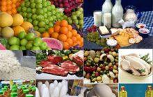 مواد غذایی از امکان بهداشتی خریداری شود