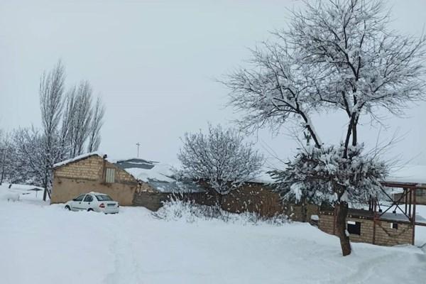 ثبت ۵۶ سانتی متر برف در چهاردانگه/ بیشترین میزان بارش برف در مازندران