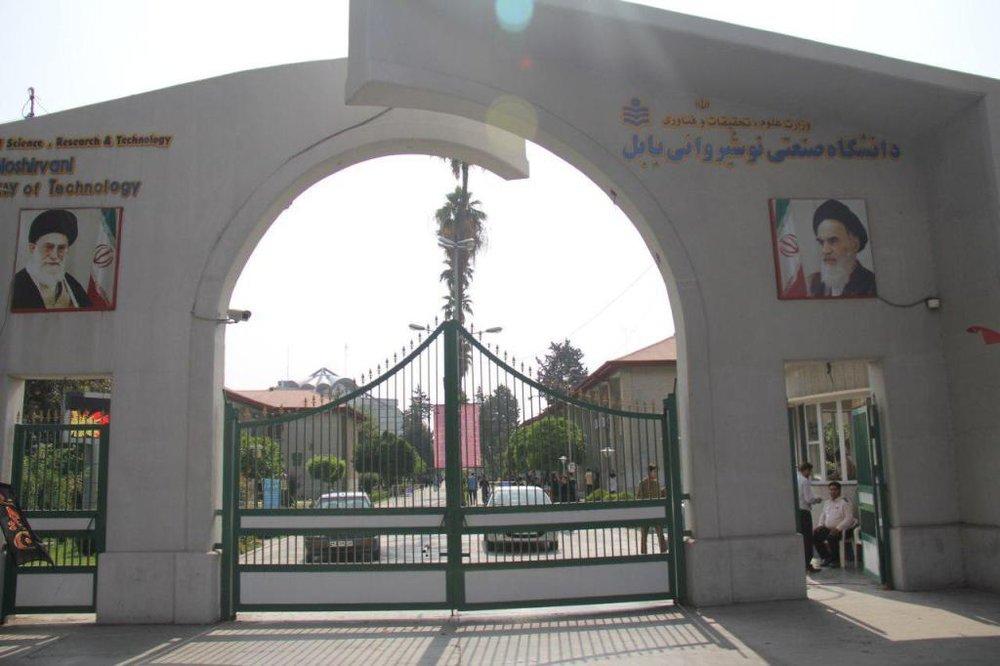 تولید روزانه ۲۰ لیتر الکل طبی در دانشگاه نوشیروانی بابل