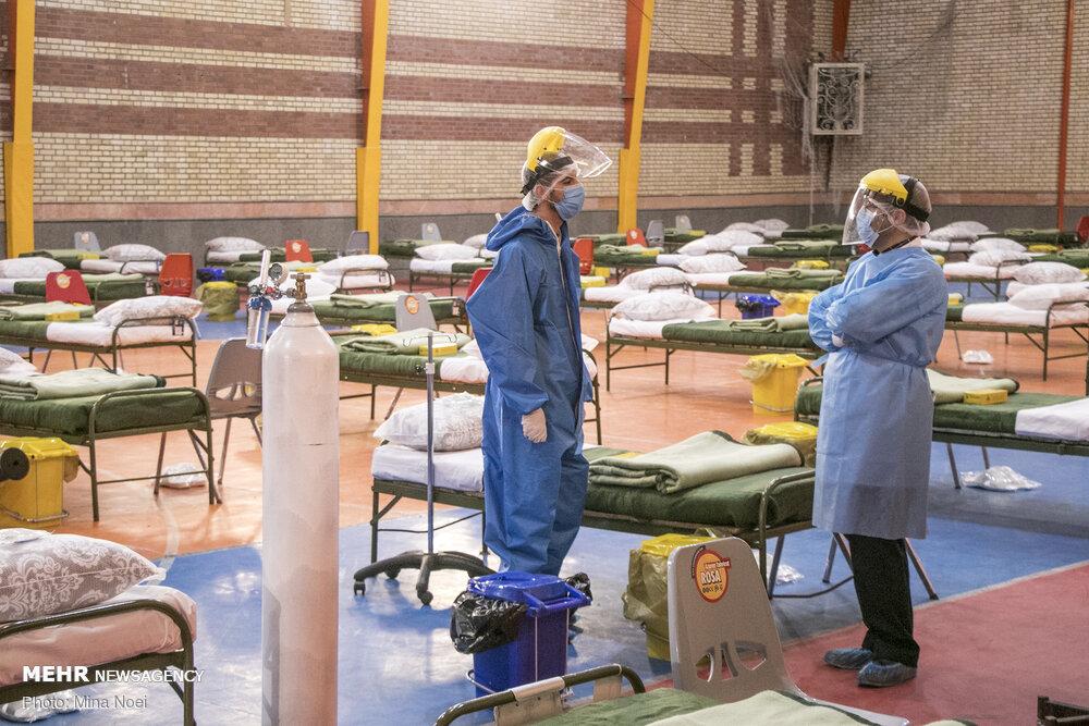 نقاهتگاه ۷۹ تختخوابی ویژه بیماران کرونایی در سوادکوه تجهیز شد