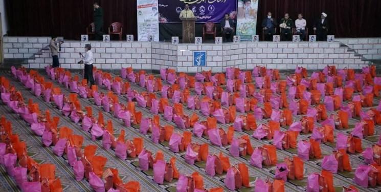 آغاز مرحله سوم رزمایش کمک مومنانه مازندران در حسینیه عاشقان کربلا