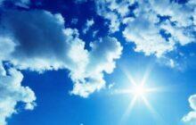 کاهش ابرناکی در آسمان مازندران