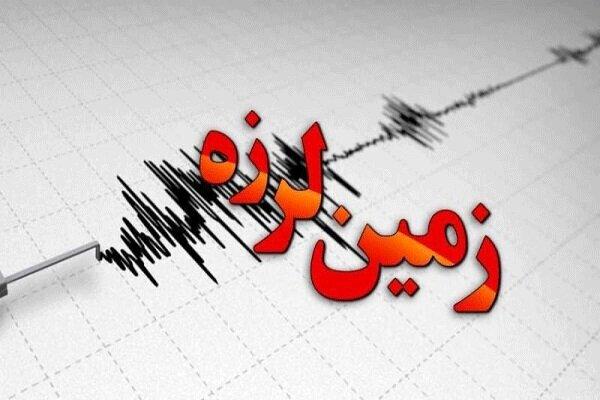 زمین لرزه ۳.۷ ریشتری پول نوشهر خسارت نداشت
