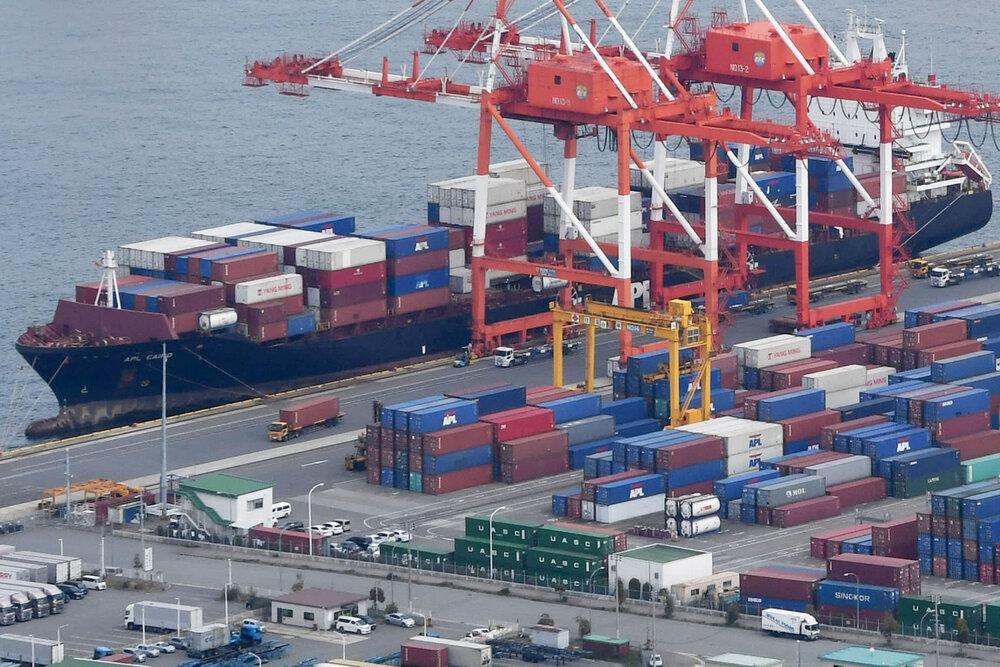 تجارت ۶۶۵ هزار تن کالا بین مازندران و کشورهای مختلف جهان