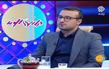 فیلم   امیرحسین سلطانی آموزگار دبستان چالو مهمان برنامه انتهای الوند شبکه دو