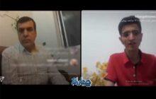 فیلم | گفتگوی زنده اینستاگرامی با معاون پرورشی و تربیت بدنی اداره آموزش و پرورش چهاردانگه