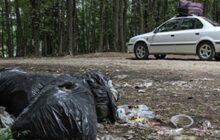 زباله؛ رهاورد سیر و سفر به مازندران