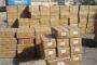 کشف میلیاردی کالای قاچاق در محور کیاسر