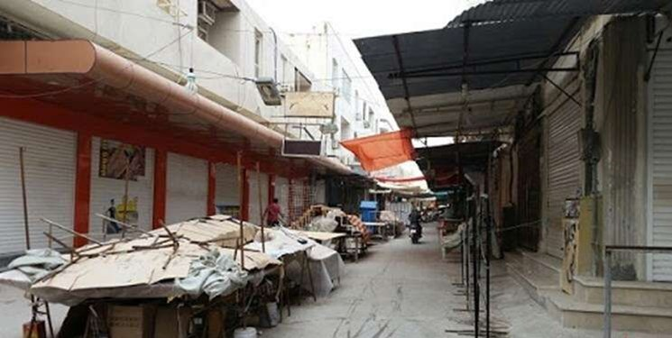 تعطیلی مراکز پرخطر 7 شهر قرمز مازندران/ بازار آمل شنبه و یکشنبه تعطیل اعلام شد
