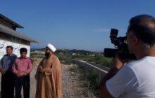 فیلم| طلبهای که یک تنه کانکس پلیس را جمع کرد