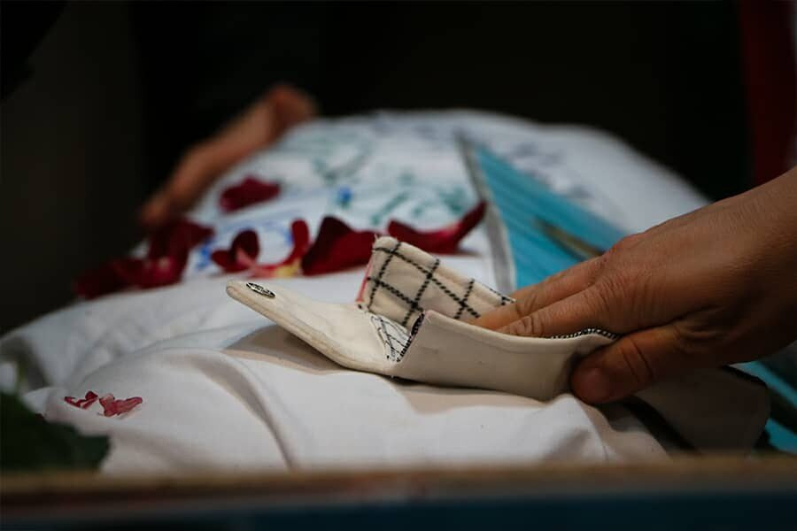ایثارگری های شهدای مدافع حرم در صحیفه ملت ثبت خواهد شد