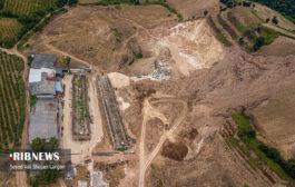 زمین خواری و کوه خواری در مازندران