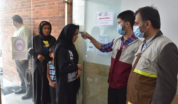 فیلم| مردم«امتآباد» با حضور پزشکان جهادی ویزیت شدند