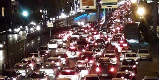 اعمال محدودیتهای ترافیکی در محورهای شمال