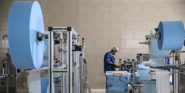 توقف تولید کالای ایرانی که مشتری اروپایی دارد/ ایثارگری مادرانه پای خط تولید