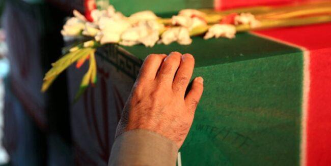 دلاوران خانطومان خوش آمدید به وطن/دیار علویان معطر به عطر شهدای مدافع حرم شد